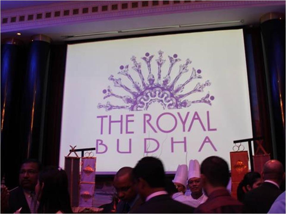 The Royal Budha Best Fine Dining Restaurant
