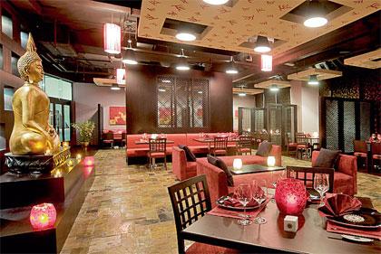 The Royal Budha Restaurant