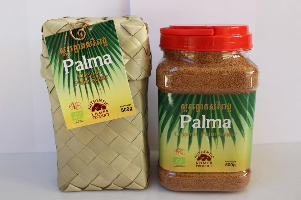 Palm sugar - Thai Ingredient