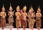 Thai New Year (Songkran) at The Royal Budha