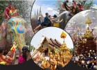 The Songkran Festival - Traditional New Year's Day