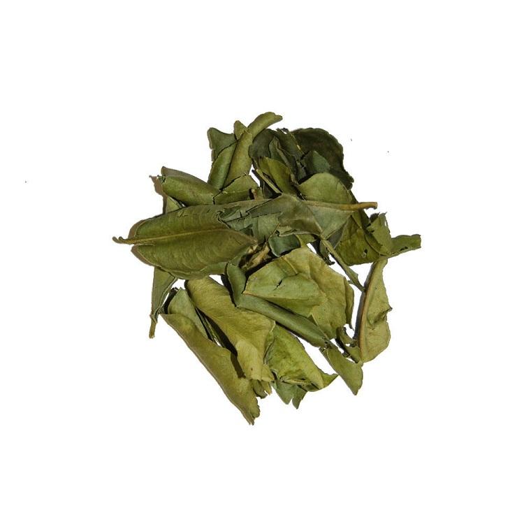 Thai food: Kaffir lime leaves