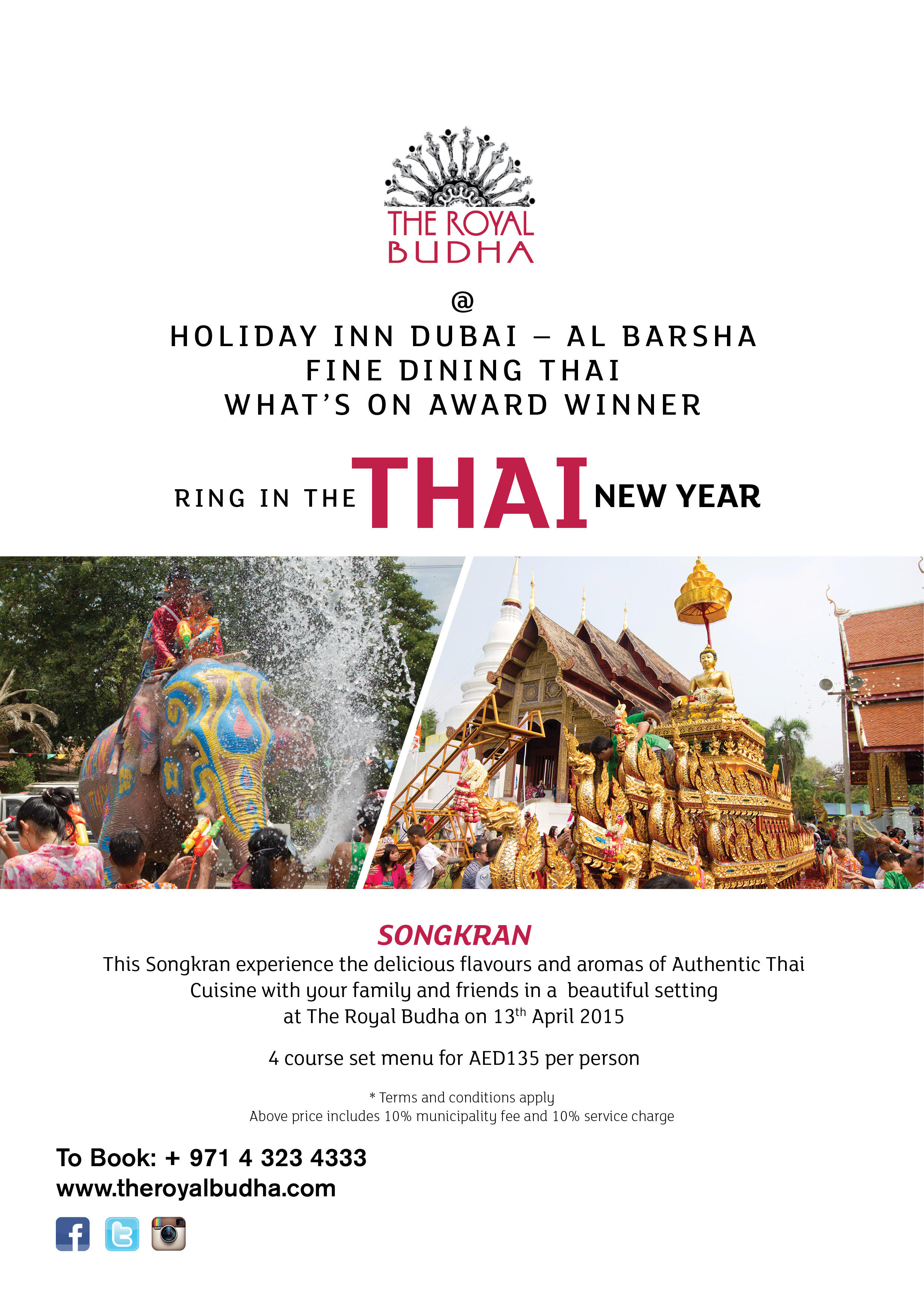 Thai New Year 2015