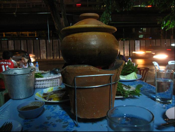 Thai Hot Pot (Jim Jum,จิ้มจุ่ม)