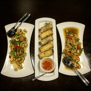 Royal Budha Menu