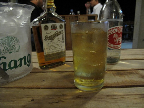 Thai Whiskey