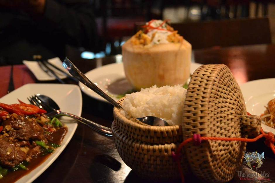 the royal budha thai jasmine rice