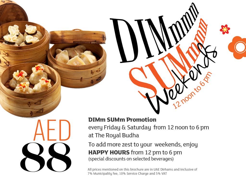 Dim Sum Weekends